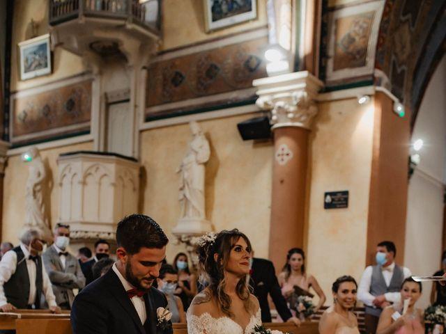 Le mariage de Florent et Laura à Saint-Clar-de-Rivière, Haute-Garonne 14