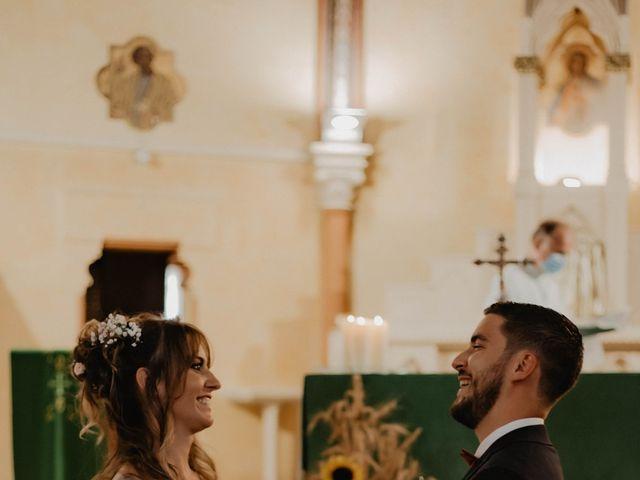 Le mariage de Florent et Laura à Saint-Clar-de-Rivière, Haute-Garonne 15