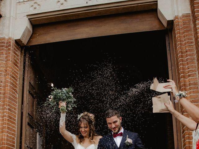 Le mariage de Florent et Laura à Saint-Clar-de-Rivière, Haute-Garonne 18