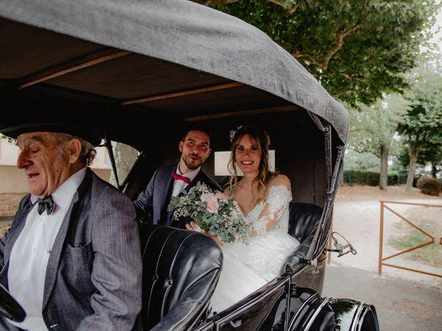 Le mariage de Florent et Laura à Saint-Clar-de-Rivière, Haute-Garonne 20