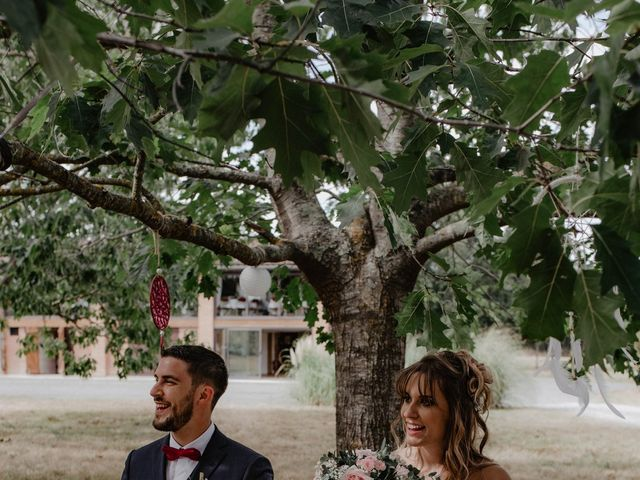 Le mariage de Florent et Laura à Saint-Clar-de-Rivière, Haute-Garonne 25