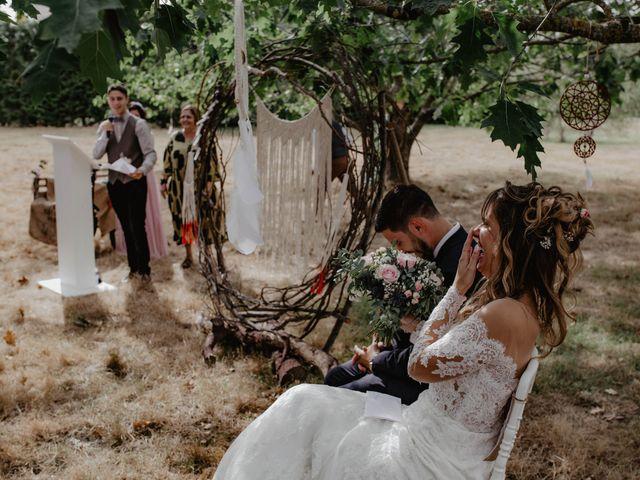 Le mariage de Florent et Laura à Saint-Clar-de-Rivière, Haute-Garonne 27