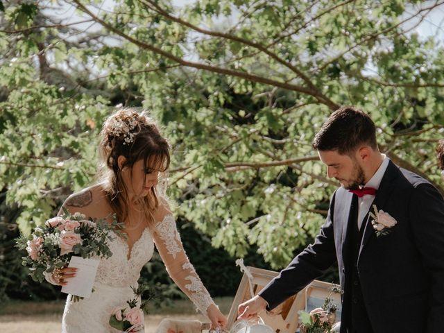 Le mariage de Florent et Laura à Saint-Clar-de-Rivière, Haute-Garonne 28