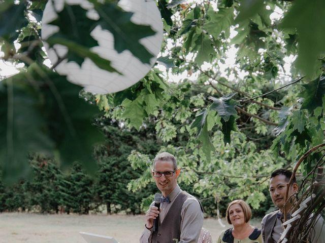 Le mariage de Florent et Laura à Saint-Clar-de-Rivière, Haute-Garonne 31