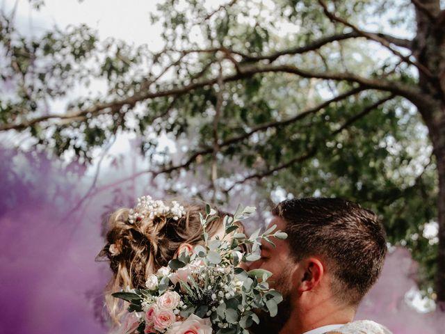 Le mariage de Florent et Laura à Saint-Clar-de-Rivière, Haute-Garonne 34