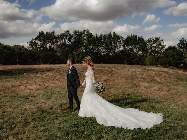 Le mariage de Florent et Laura à Saint-Clar-de-Rivière, Haute-Garonne 39