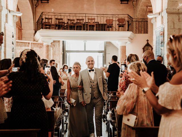 Le mariage de Benjamin et Marina à Saint-Martin-de-Crau, Bouches-du-Rhône 12