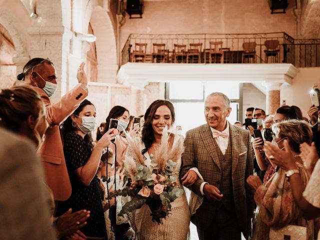 Le mariage de Benjamin et Marina à Saint-Martin-de-Crau, Bouches-du-Rhône 13