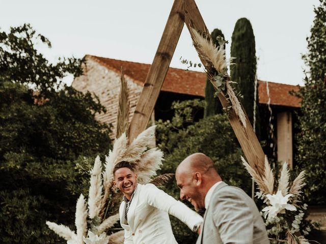 Le mariage de Benjamin et Marina à Saint-Martin-de-Crau, Bouches-du-Rhône 46