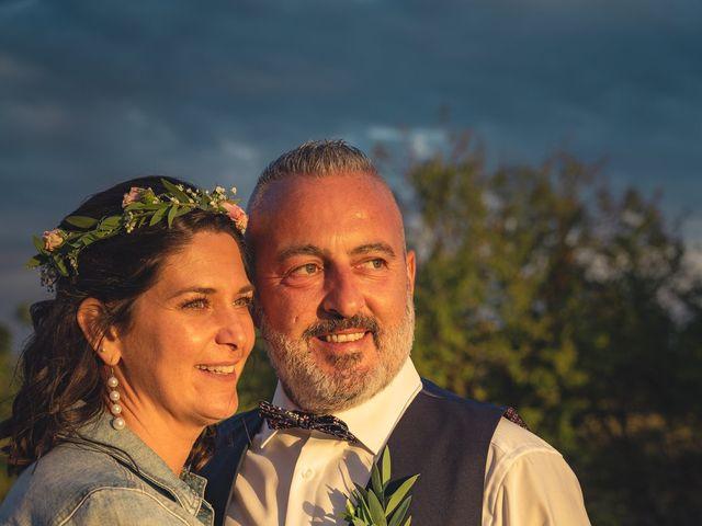 Le mariage de Anthony et Sylvia à Grambois, Vaucluse 41