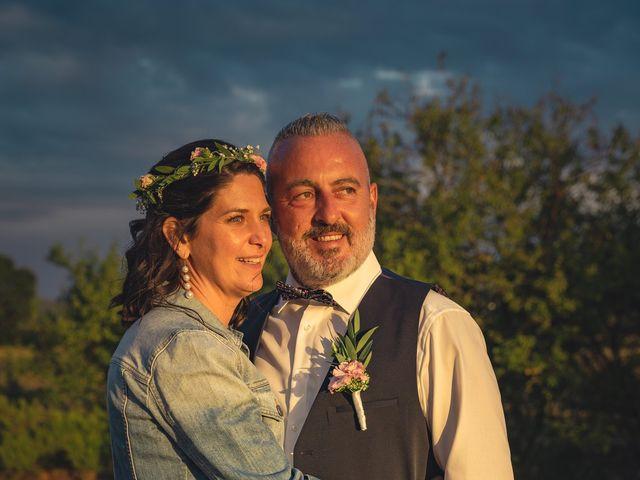 Le mariage de Anthony et Sylvia à Grambois, Vaucluse 43