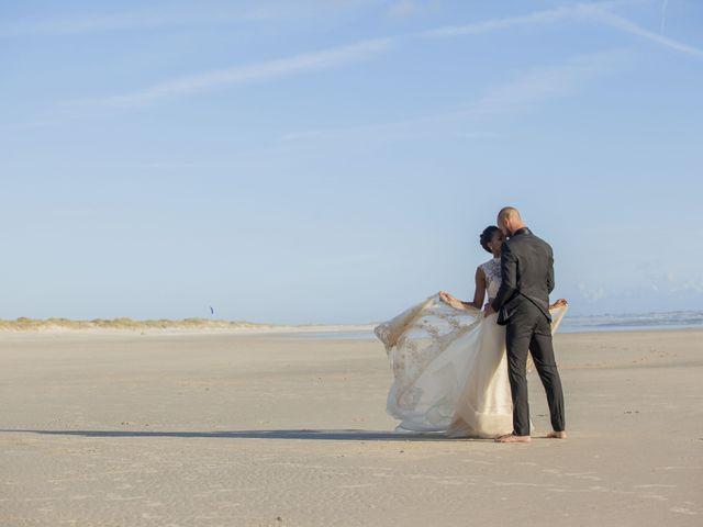 Le mariage de Clément et Célia à Quimper, Finistère 5