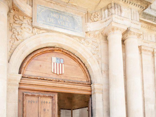 Le mariage de Adrien et Jessica à Aix-en-Provence, Bouches-du-Rhône 17