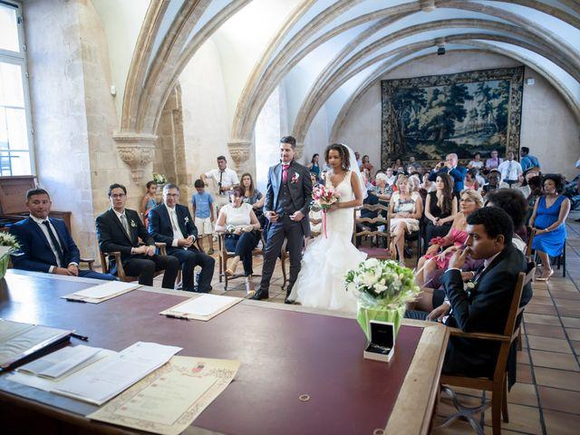 Le mariage de Adrien et Jessica à Aix-en-Provence, Bouches-du-Rhône 19