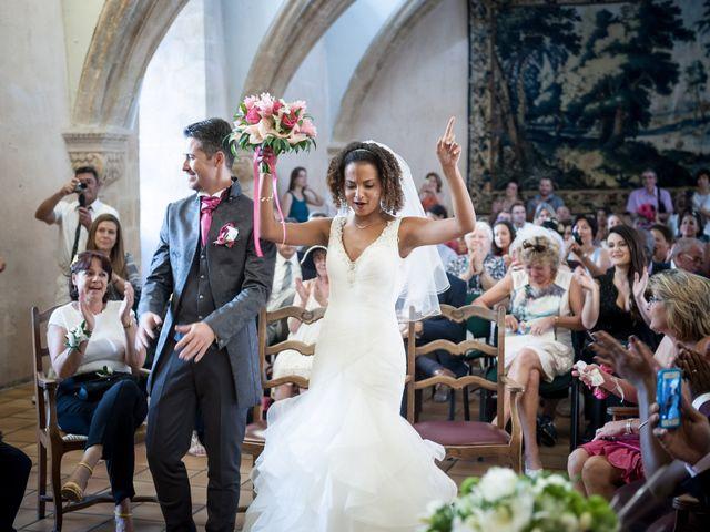 Le mariage de Adrien et Jessica à Aix-en-Provence, Bouches-du-Rhône 21