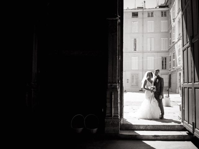 Le mariage de Adrien et Jessica à Aix-en-Provence, Bouches-du-Rhône 24