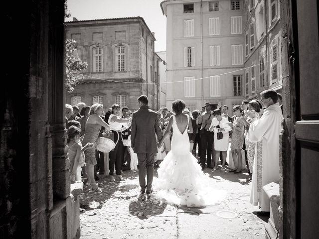 Le mariage de Adrien et Jessica à Aix-en-Provence, Bouches-du-Rhône 29