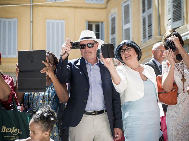 Le mariage de Adrien et Jessica à Aix-en-Provence, Bouches-du-Rhône 30