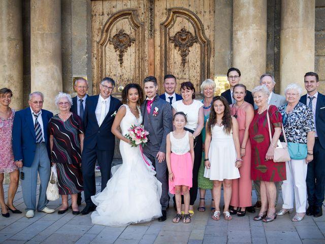 Le mariage de Adrien et Jessica à Aix-en-Provence, Bouches-du-Rhône 31