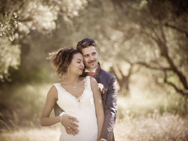 Le mariage de Adrien et Jessica à Aix-en-Provence, Bouches-du-Rhône 33
