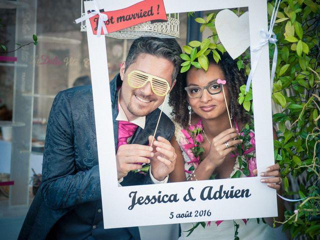 Le mariage de Adrien et Jessica à Aix-en-Provence, Bouches-du-Rhône 45