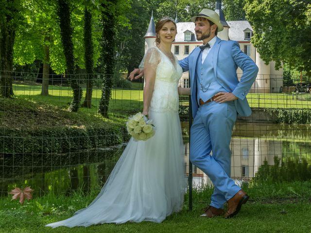 Le mariage de Mélanie et Jérôme