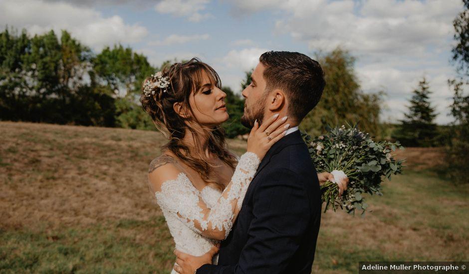 Le mariage de Florent et Laura à Saint-Clar-de-Rivière, Haute-Garonne