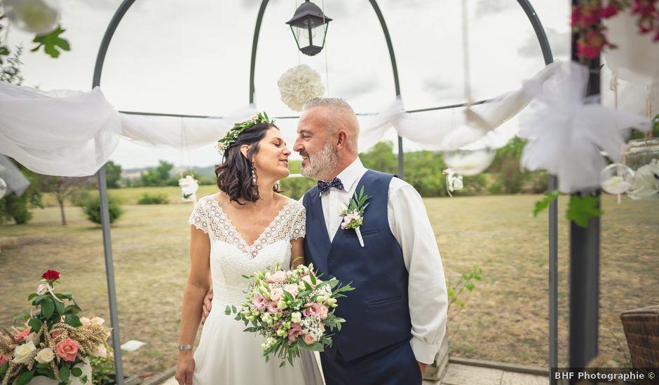Le mariage de Anthony et Sylvia à Grambois, Vaucluse