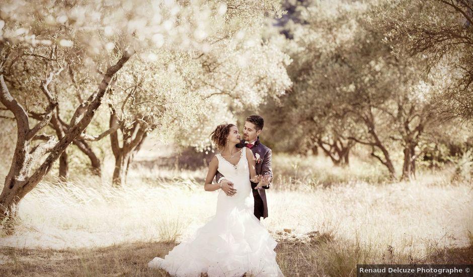 Le mariage de Adrien et Jessica à Aix-en-Provence, Bouches-du-Rhône