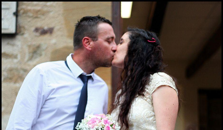 Le mariage de Stéphanie  et Stéphane  à Anglars, Lot