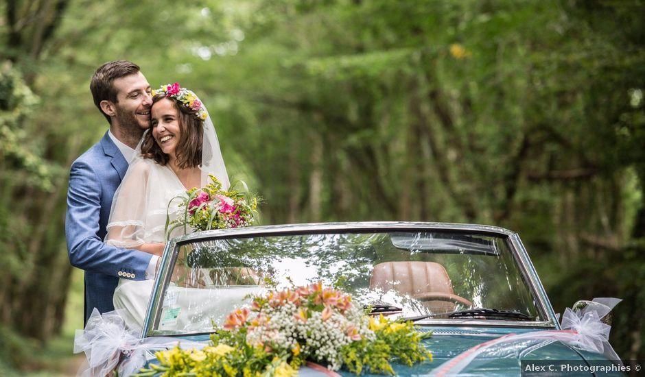 Le mariage de Laurent et Philippine à Gignac, Lot