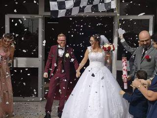 Le mariage de Johanna et Nicolas