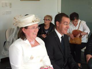 Le mariage de Marc et Sandrine
