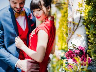 Le mariage de Natasha et Jérémy