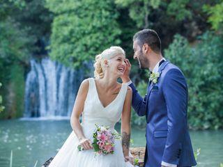 Le mariage de Joanie et Damien