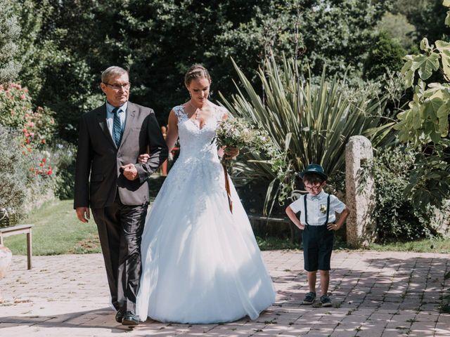 Le mariage de Régis et Mélanie à Concarneau, Finistère 4