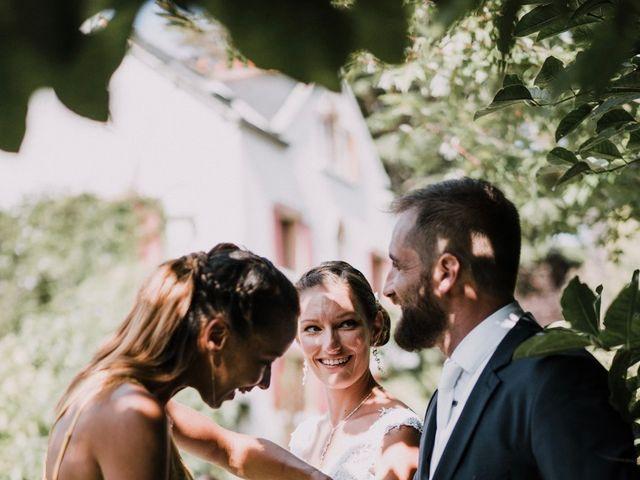 Le mariage de Régis et Mélanie à Concarneau, Finistère 37