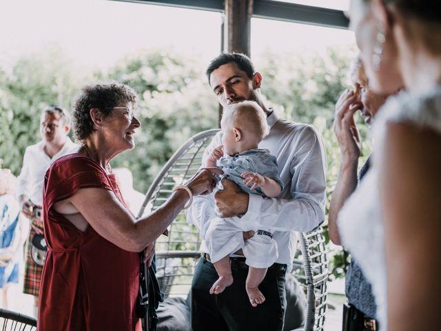 Le mariage de Régis et Mélanie à Concarneau, Finistère 72