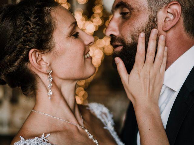 Le mariage de Mélanie et Régis