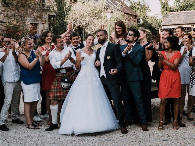 Le mariage de Régis et Mélanie à Concarneau, Finistère 154