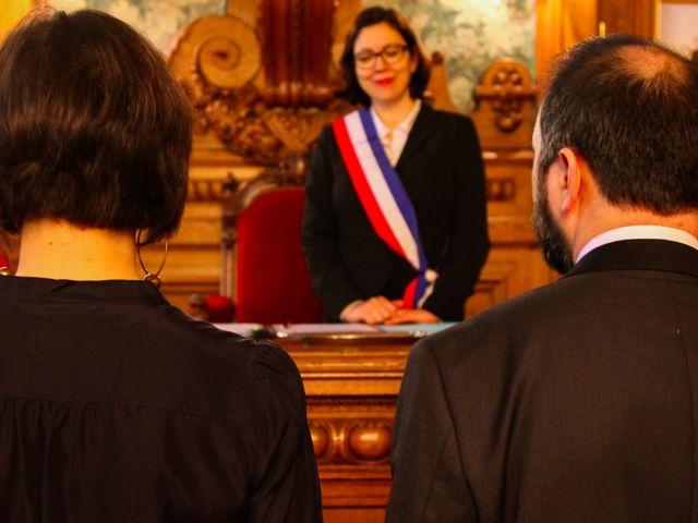 Le mariage de Thibaut et Marie-Astrid à Paris, Paris 6