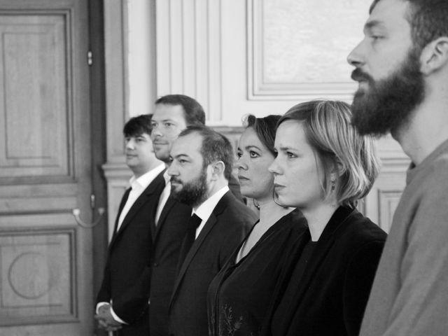 Le mariage de Thibaut et Marie-Astrid à Paris, Paris 9