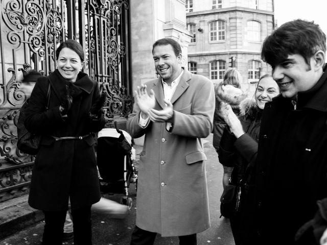 Le mariage de Thibaut et Marie-Astrid à Paris, Paris 10