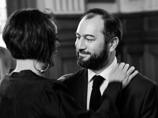 Le mariage de Thibaut et Marie-Astrid à Paris, Paris 15
