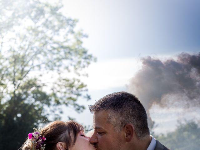 Le mariage de Christophe et Priscilla à Montferrat, Isère 3
