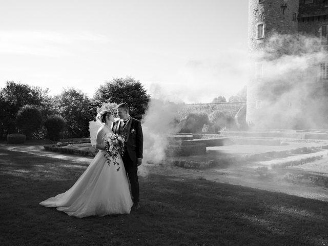 Le mariage de Christophe et Priscilla à Montferrat, Isère 2
