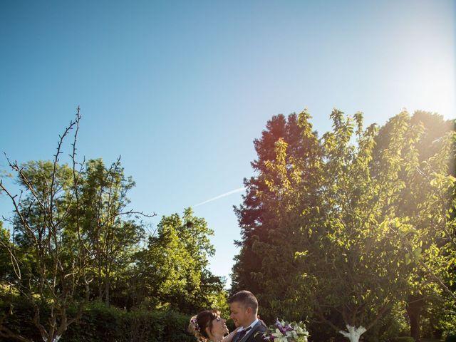 Le mariage de Christophe et Priscilla à Montferrat, Isère 6