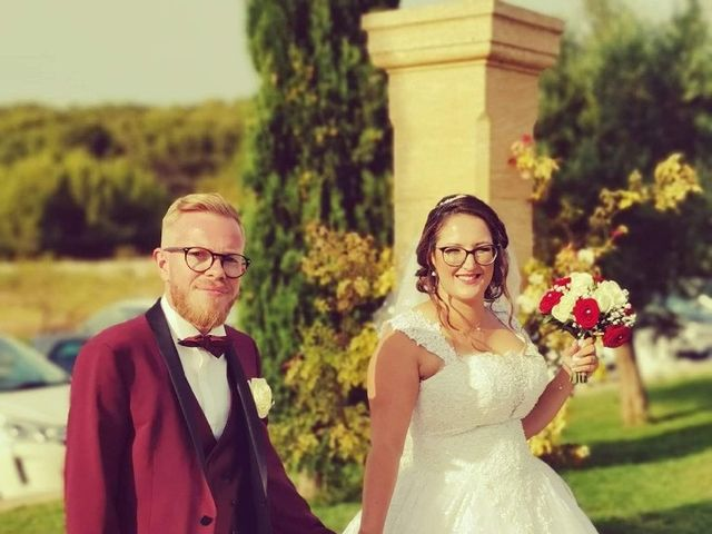 Le mariage de Nicolas  et Johanna à Istres, Bouches-du-Rhône 1