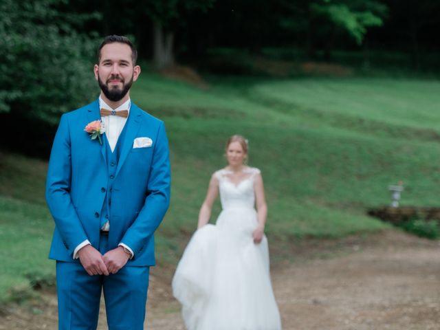 Le mariage de Yoann et Elodie à Sens-Beaujeu, Cher 9