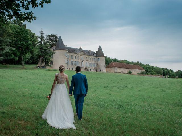 Le mariage de Yoann et Elodie à Sens-Beaujeu, Cher 11
